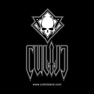Cultic Logo Sticker
