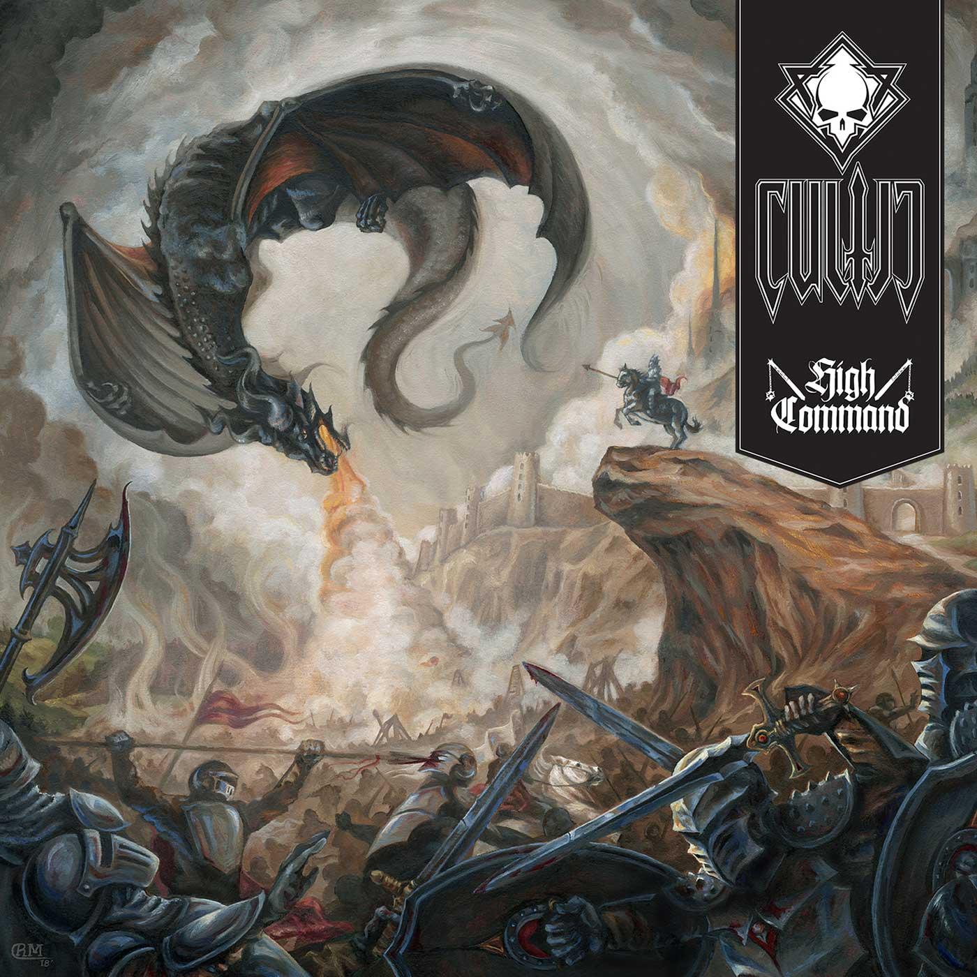 Cultic - High Command CD-R