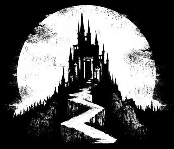 Layr Castle T-Shirt