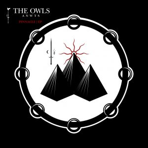 The Owls Are Not What They Seem - Pinnacle EP - CDr