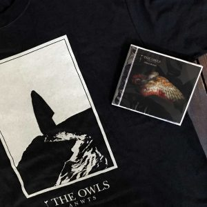 The Owls A.N.W.T.S. CD-r T-Shirt Bundle