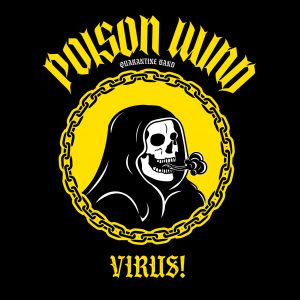 Poison Wind - Virus! Album Cover